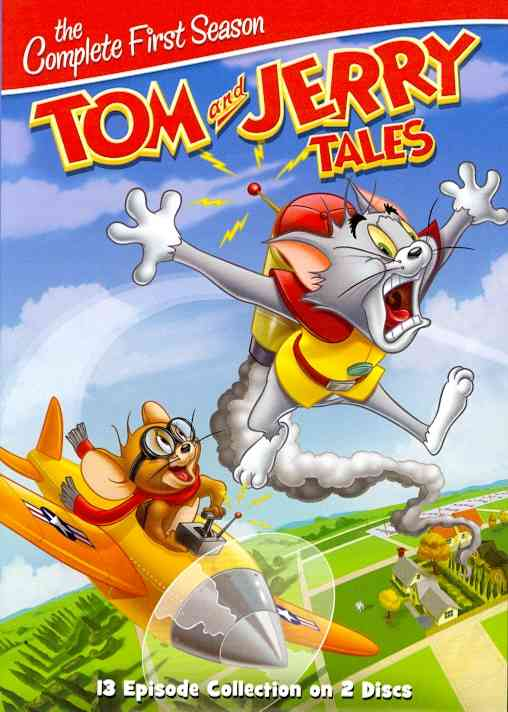 TOM AND JERRY TALES:COMP SSN1 BY TOM AND JERRY (DVD)